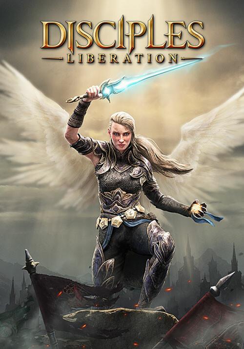Disciples: Liberation - Cover / Packshot