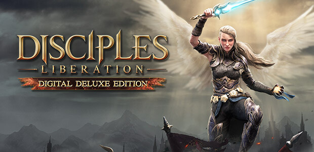 Disciples: Liberation - Digital Deluxe Edition - Cover / Packshot