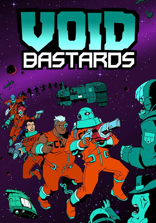 Void Bastards - Cover / Packshot