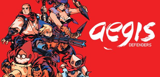 Aegis Defenders - Cover / Packshot