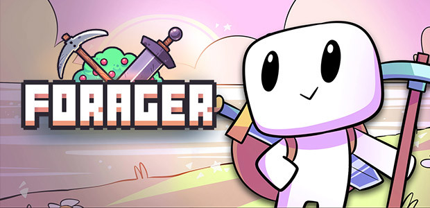 Forager - Cover / Packshot