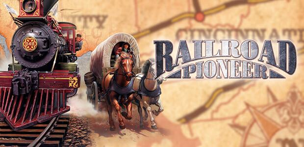 Railroad Pioneer - Cover / Packshot