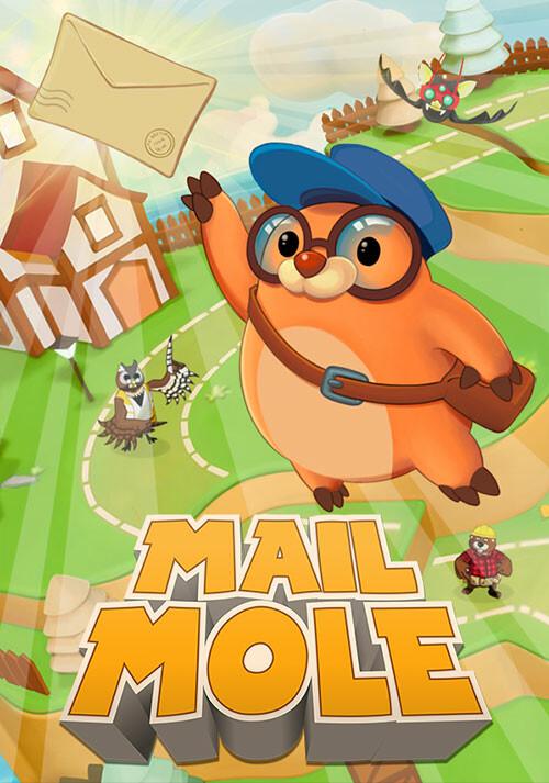 Mail Mole - Cover / Packshot