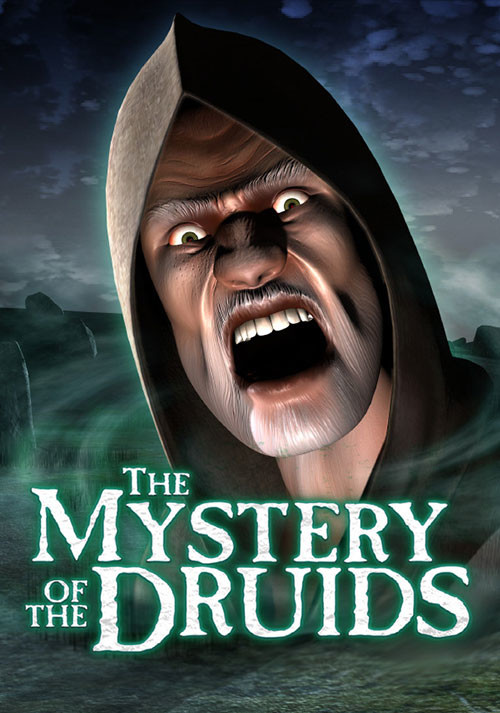 The Mystery of the Druids - Cover / Packshot