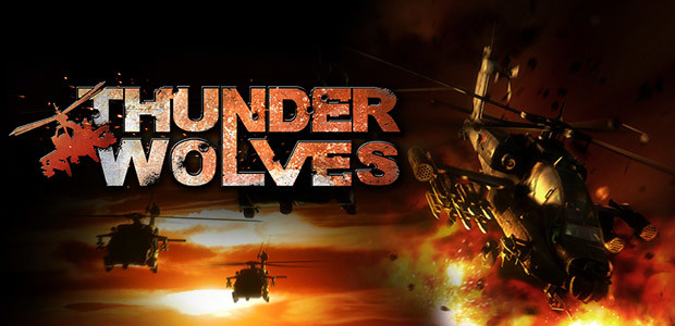 Thunder Wolves - Cover / Packshot