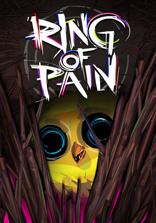 Ring of Pain - Cover / Packshot