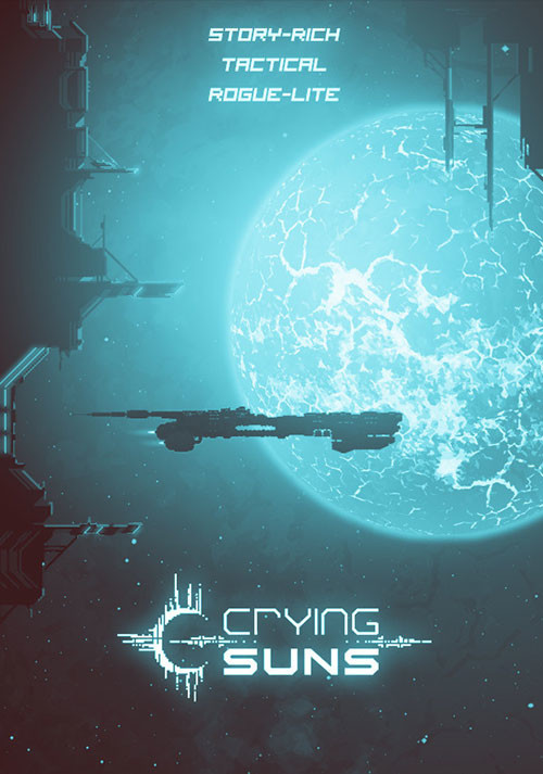 Crying Suns - Cover / Packshot