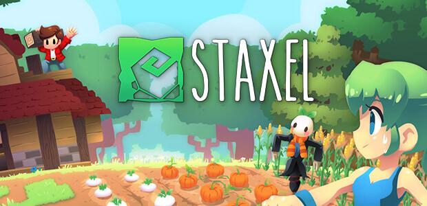 Staxel - Cover / Packshot