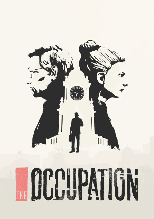 The Occupation - Cover / Packshot