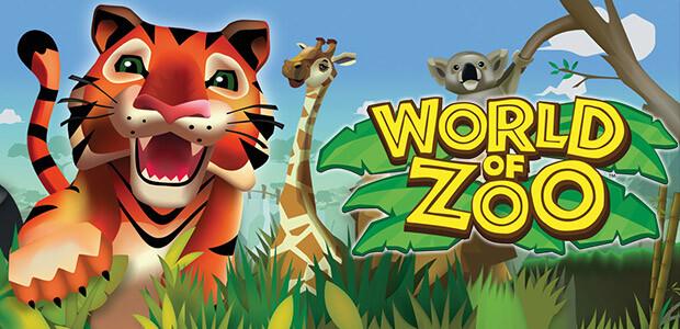World of Zoo - Cover / Packshot