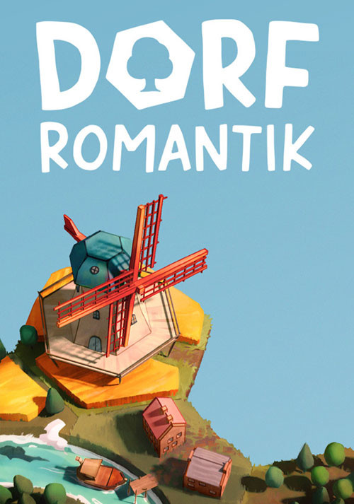 Dorfromantik - Cover / Packshot
