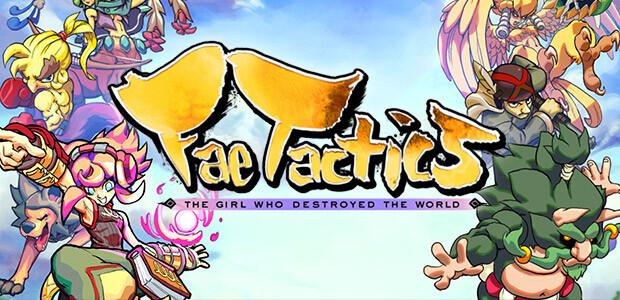 Fae Tactics - Cover / Packshot