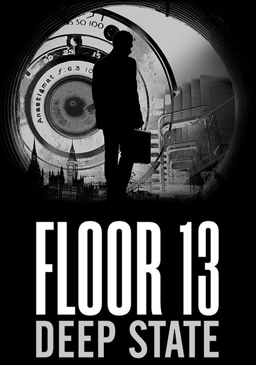 Floor 13: Deep State - Cover / Packshot