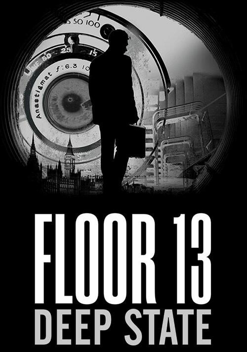 Floor 13: Deep State - Cover / Packshot
