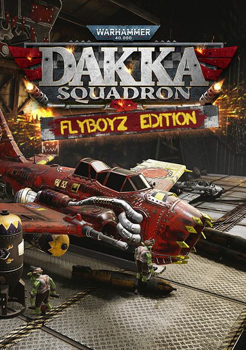 Warhammer 40,000: Dakka Squadron - Flyboyz Edition - Cover / Packshot