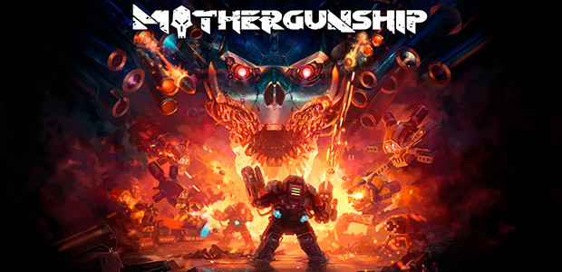 MOTHERGUNSHIP - Cover / Packshot