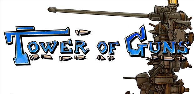 Tower of Guns - Cover / Packshot