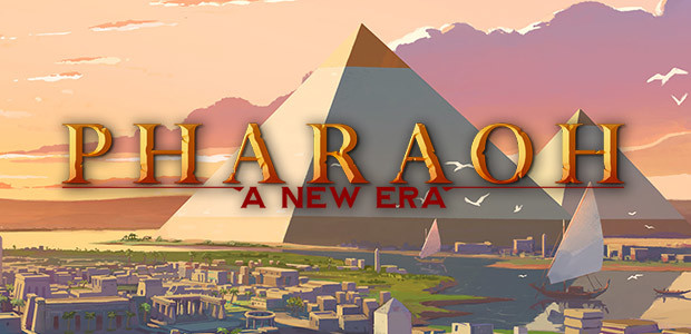 Pharaoh: A New Era - Cover / Packshot