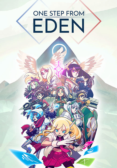 One Step from Eden - Cover / Packshot