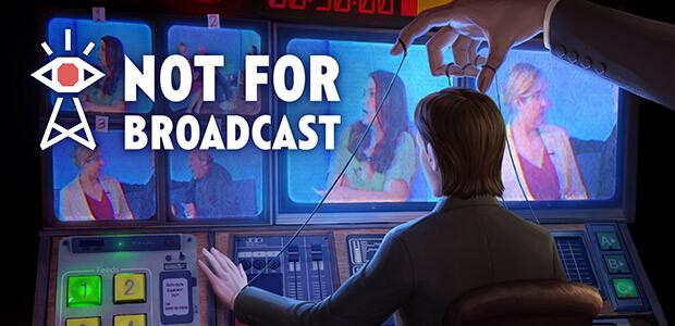 Not For Broadcast - Cover / Packshot