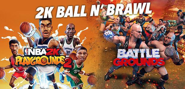 2K Ball N' Brawl Bundle