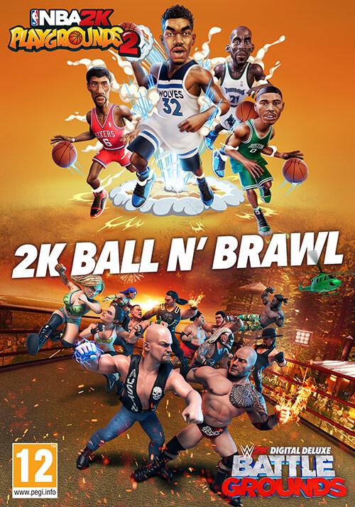2K Ball N' Brawl Bundle - Cover / Packshot