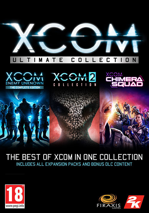 XCOM: Ultimate Collection - Cover / Packshot