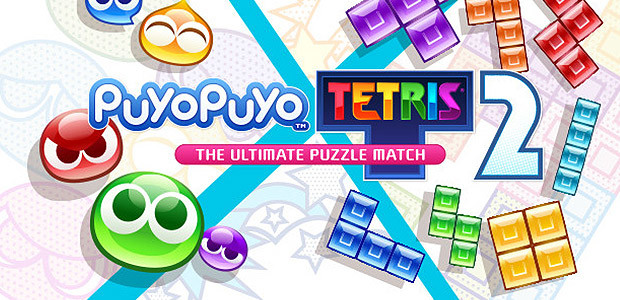 Puyo Puyo Tetris 2 - Cover / Packshot