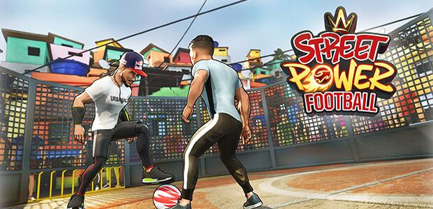Street Power Football - Cover / Packshot