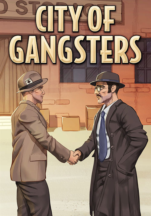 City of Gangsters - Cover / Packshot
