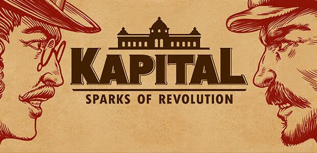 Kapital: Sparks of Revolution - Cover / Packshot