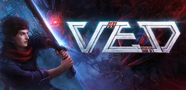 VED - Cover / Packshot
