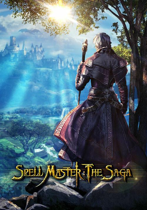 SpellMaster: The Saga - Cover / Packshot