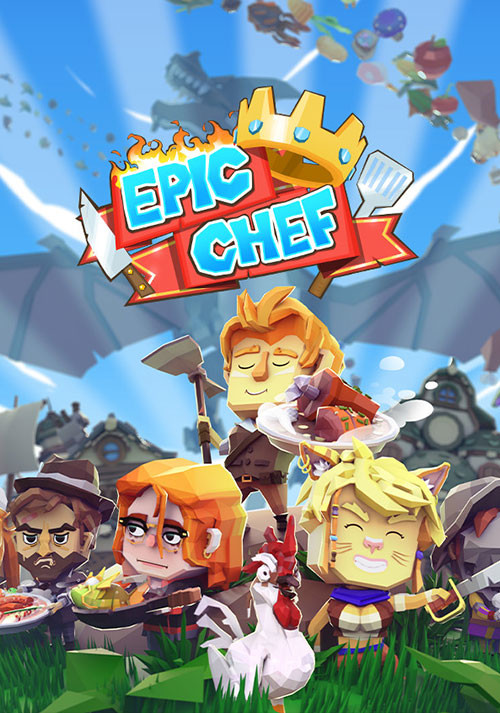 Epic Chef - Cover / Packshot
