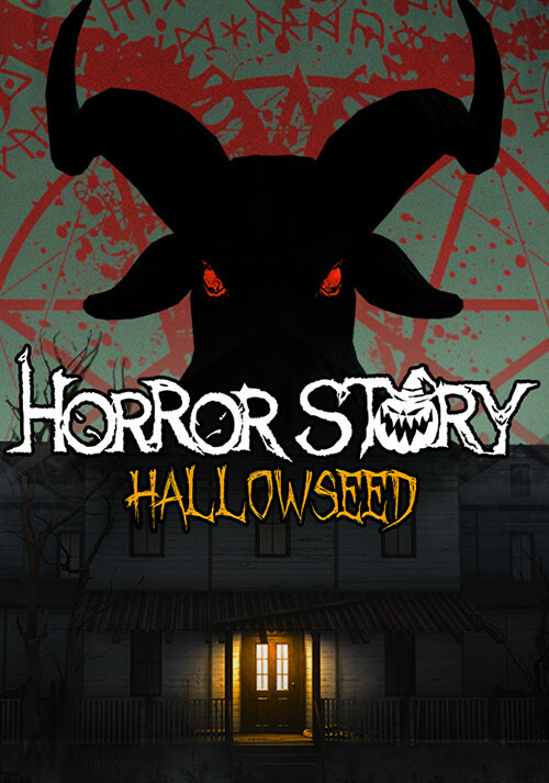 Horror Story: Hallowseed - Cover / Packshot