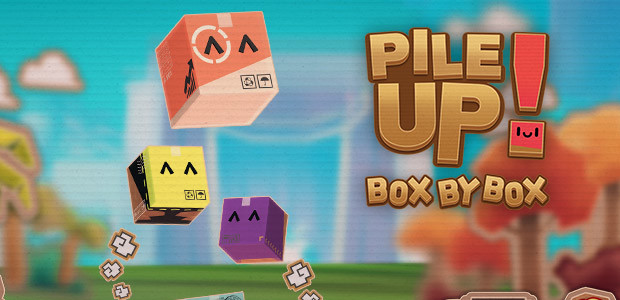 Pile Up! Box by Box - Cover / Packshot