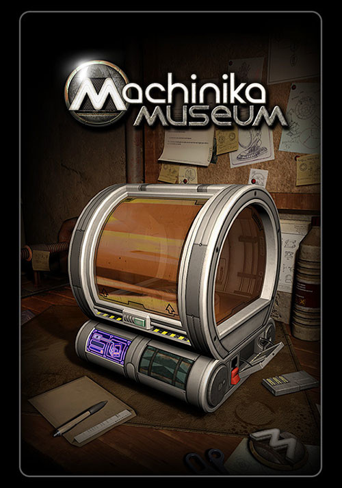 Machinika Museum - Cover / Packshot