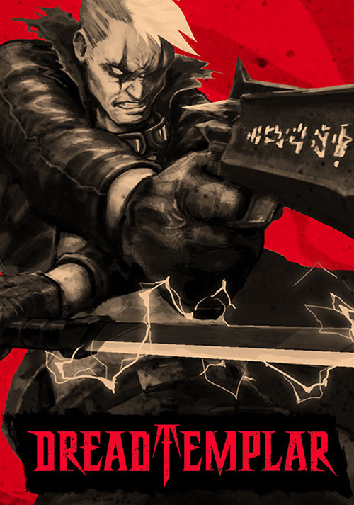 Dread Templar - Cover / Packshot