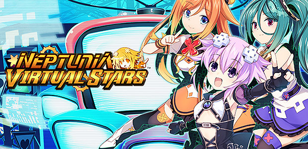 Neptunia Virtual Stars - Cover / Packshot