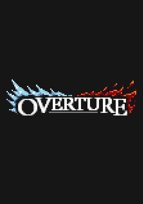 Overture - Cover / Packshot