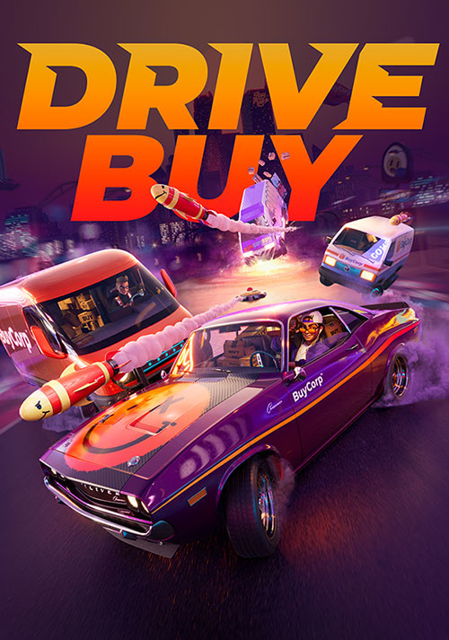 Drive Buy - Cover / Packshot