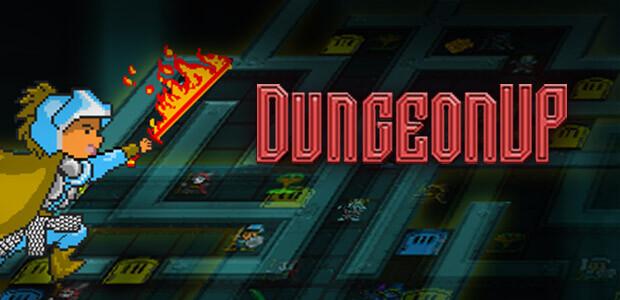 DungeonUp - Cover / Packshot