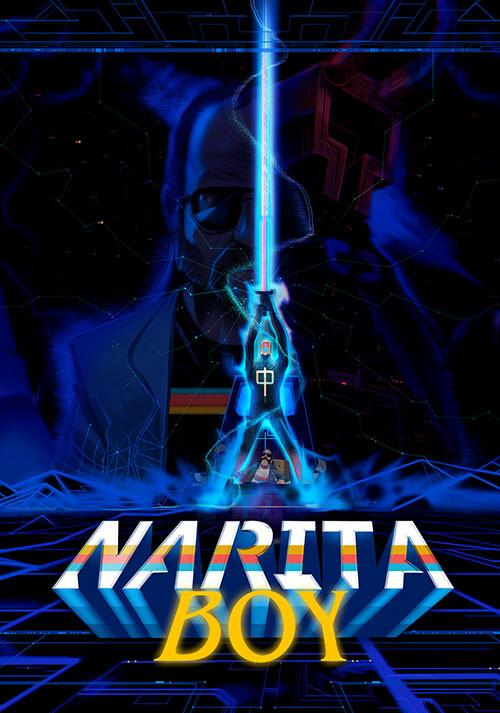 Narita Boy - Cover / Packshot