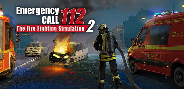 Emergency Call 112 - The Fire Fighting Simulation 2 - Cover / Packshot
