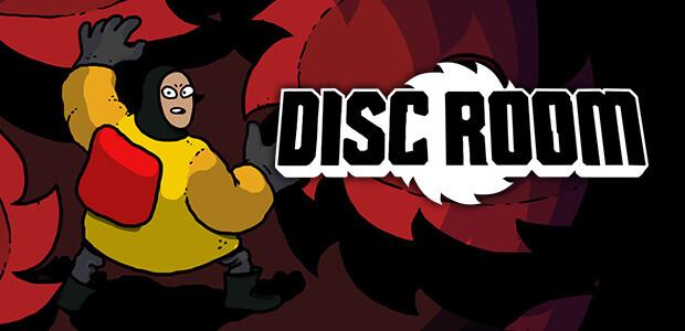Disc Room - Cover / Packshot
