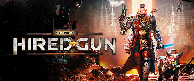 Strong DOOM vibes on display in new Necromunda: Hired Gun Trailer