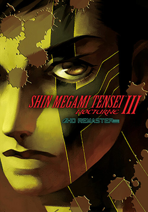 Shin Megami Tensei III Nocturne HD Remaster - Cover / Packshot