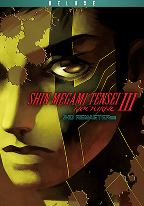 Shin Megami Tensei III Nocturne HD Remaster Digital Deluxe Edition - Cover / Packshot