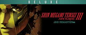 Shin Megami Tensei III Nocturne HD Remaster Digital Deluxe Edition