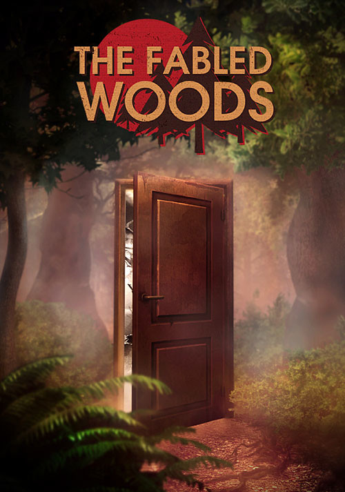 The Fabled Woods - Cover / Packshot